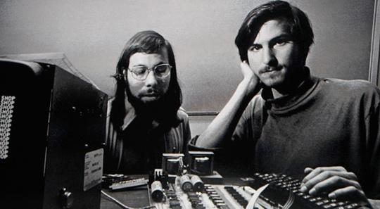 Jobs e Wozniak fondano la Apple - Almanacco